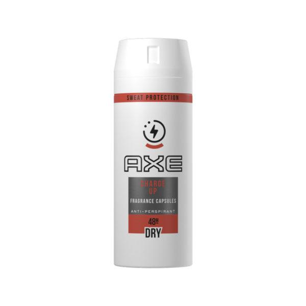 Axe dezodor spray 150 ml - Charge Up