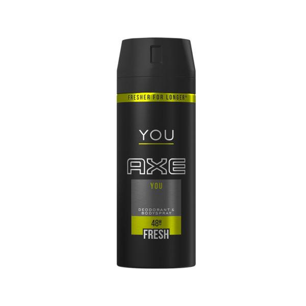 Axe dezodor spray 150 ml - You