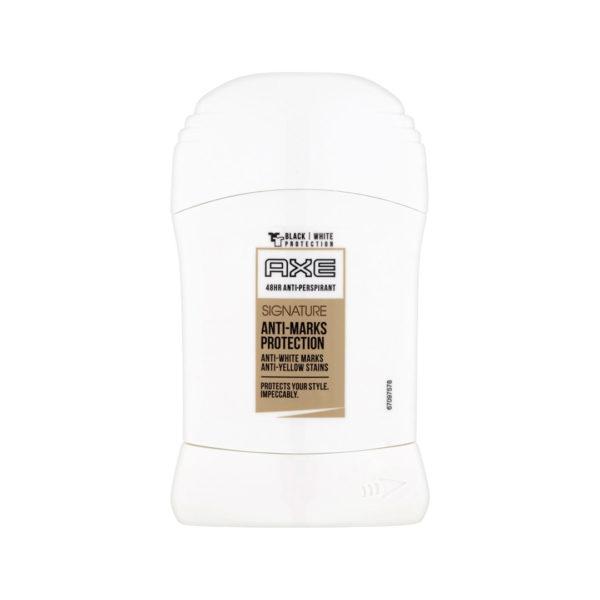 Axe stift 50 ml - Signature Anti-Marks Protection