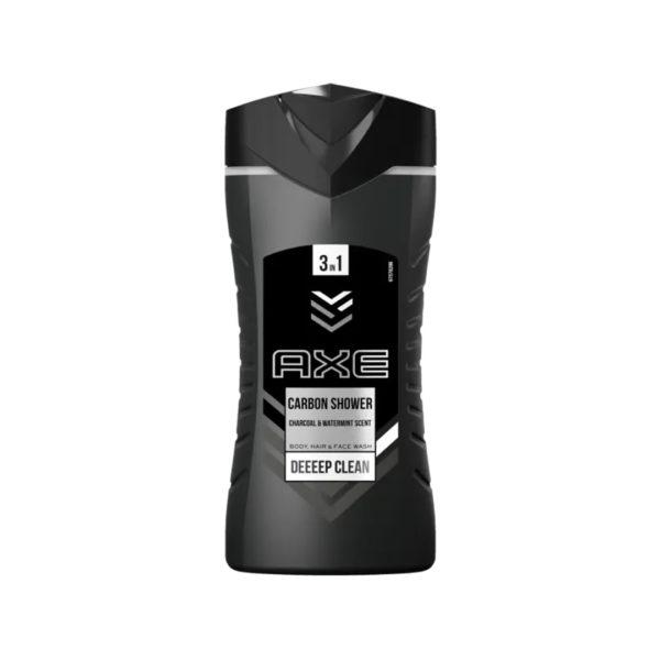 Axe tusfürdő 250 ml - Carbon Shower
