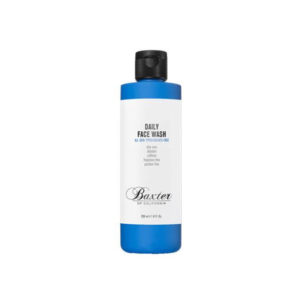 Baxter of Californiaarclemosó gél 236 ml - illatmentes