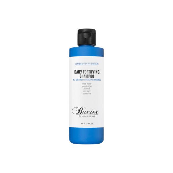 Baxter of California hajerősítő sampon 236 ml - búzaproteinnel