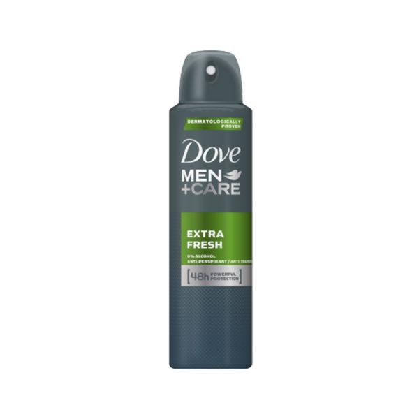 Dove MEN+CARE dezodor spray 150 ml - Extra Fresh
