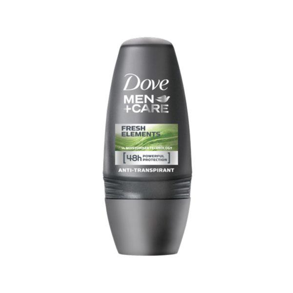 Dove MEN+CARE golyós dezodor 50 ml - Fresh Elements