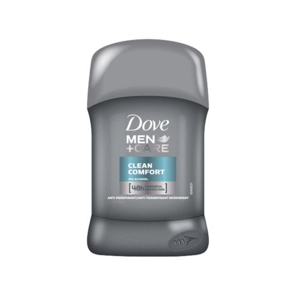 Dove MEN+CARE stift 50 ml - Clean Confort