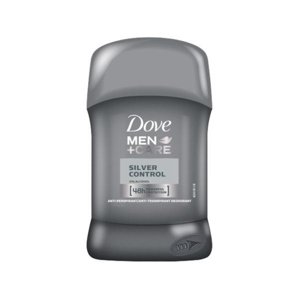Dove MEN+CARE stift 50 ml - Silver Control