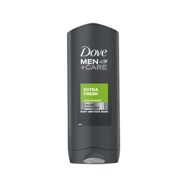 Dove MEN+CARE tusfürdő 400 ml - Extra Fresh