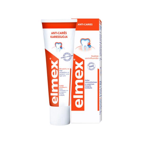 Elmex  fogkrém 75 ml - Anti-Caries