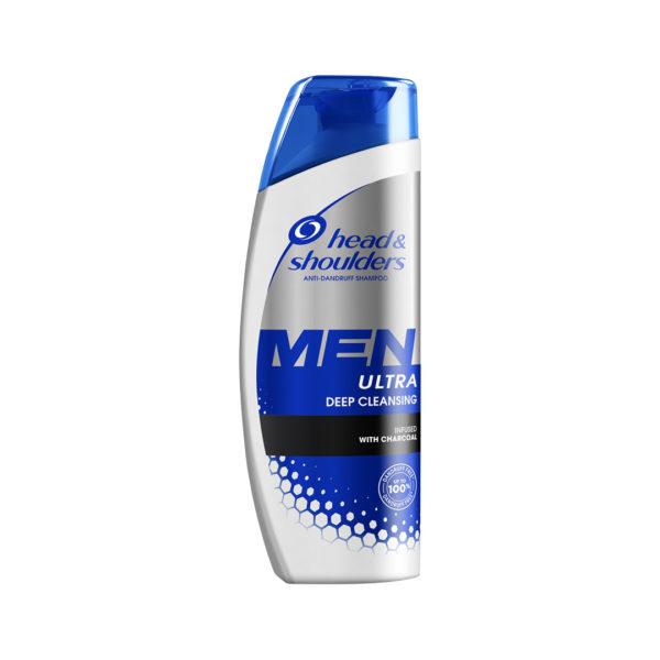 Head & Shoulders Men Ultra sampon 270 ml - Deep Cleansing