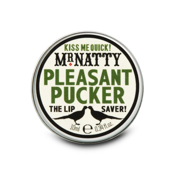 Mr. Natty ajakbalzsam 10 ml - Pleasant Pucker