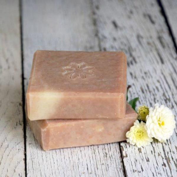 Napvirág natúr szappan 120 g - Kókusztej