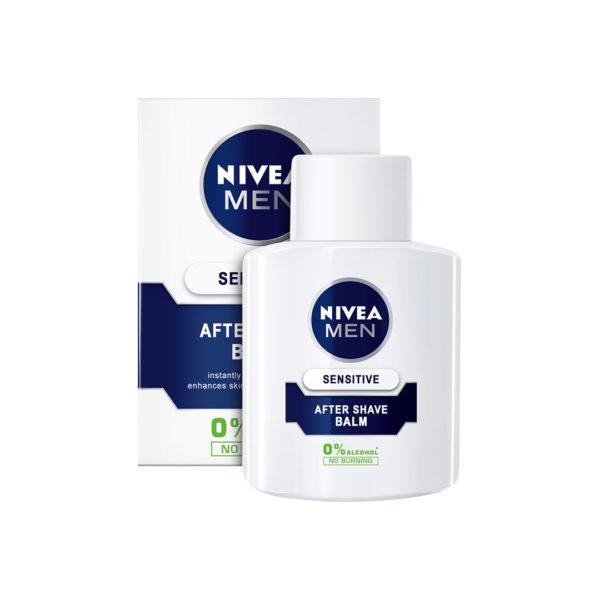 Nivea Men after shave balzsam 100 ml - Sensitive