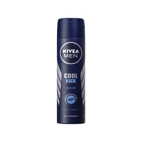 Nivea Men dezodor spray 150 ml - Cool Kick
