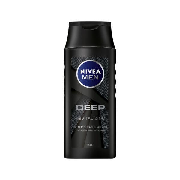 Nivea Men sampon 250 ml - Deep