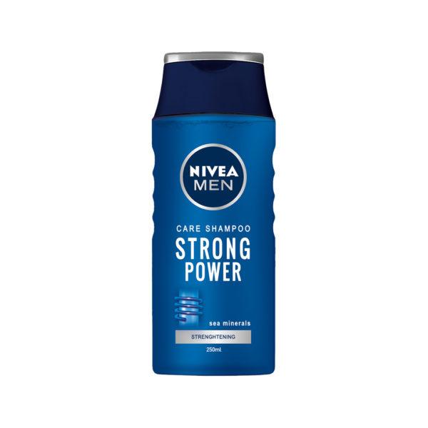 Nivea Men sampon 250 ml - Strong Power