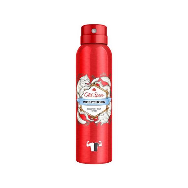 Old Spice dezodor spray 150 ml - Wolfthorn