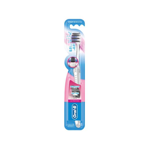 Oral-B fogkefe 1 db - Ultrathin Extra Soft világos szürke