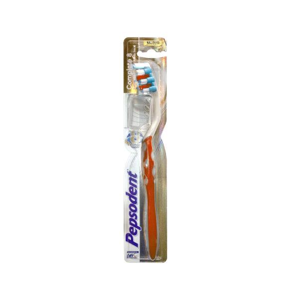 Pepsodent fogkefe 1 db - Complete 8 Medium narancs