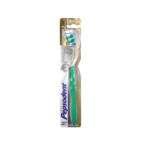 Pepsodent fogkefe 1 db - Complete 8 Medium zöld