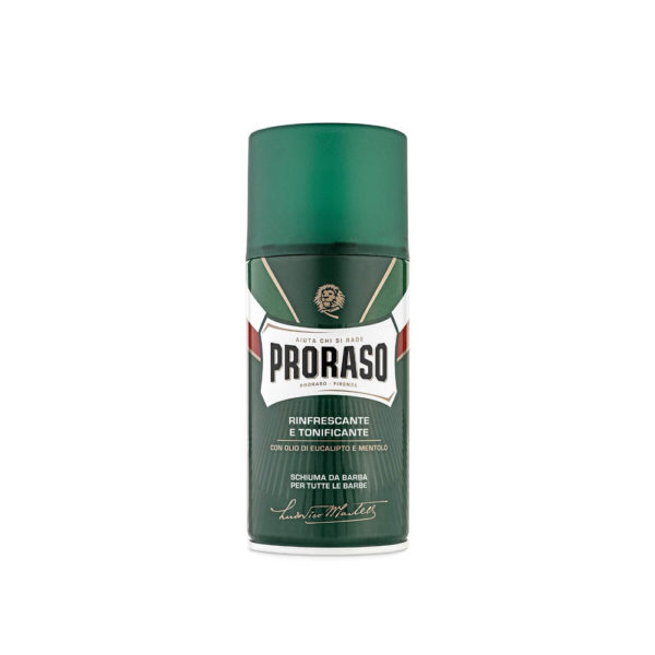 Proraso borotvahab 300 ml - eukaliptusz és mentol