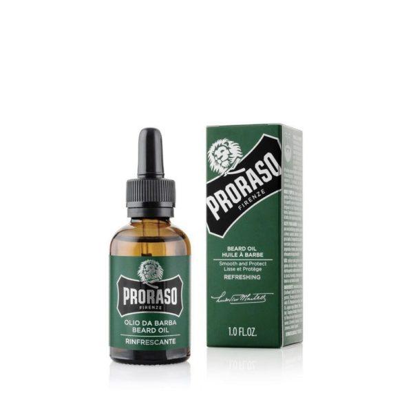 Proraso szakállolaj 30 ml - Green Line