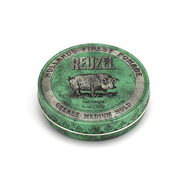 Reuzel pomádé 113 g - green - közepes tartás, közepes fény