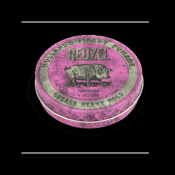 Reuzel pomádé 113 g - pink - erős tartás, közepes fény