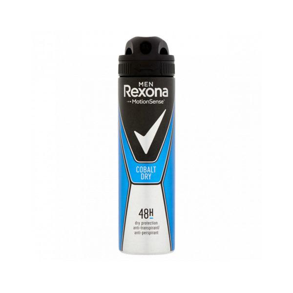 Rexona MEN dezodor spray 150 ml - Cobalt Dry