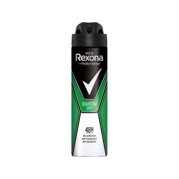 Rexona MEN dezodor spray 150 ml - Quantum Dry