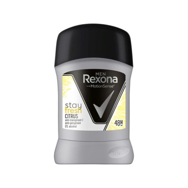 Rexona MEN  stift 50 ml - Stay Fresh Citrus
