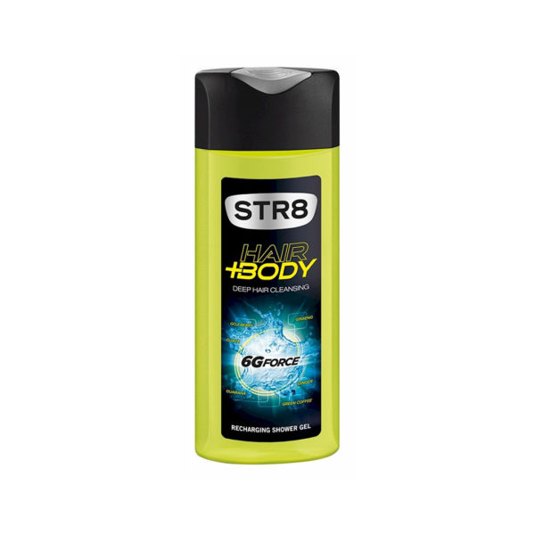STR8 tusfürdő 400 ml  - 6GForce