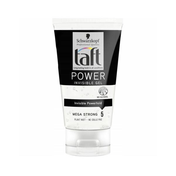 Taft hajformázó zselé 150 ml - Power Invisible 5