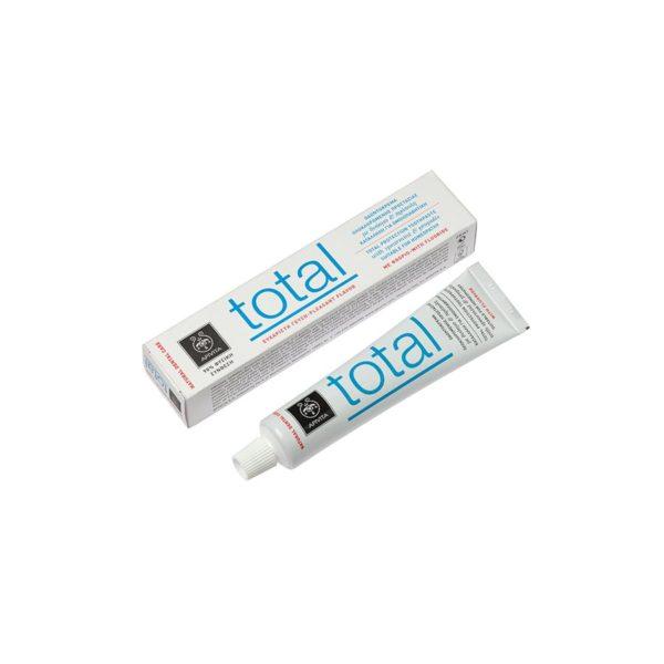 Apivita fogkrém 75 ml - Natural Dental Care - Total