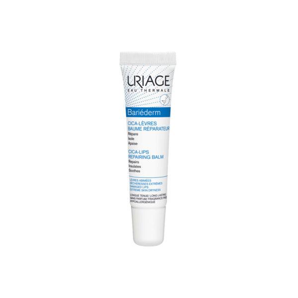 Uriage Bariéderm CICA ajakápoló balzsam - 15 ml