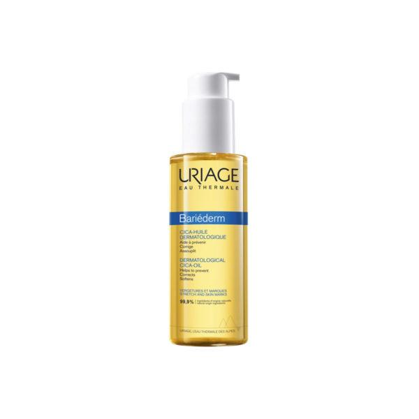 Uriage Bariéderm CICA bőrgyógyászati olaj striák ellen - 100 ml