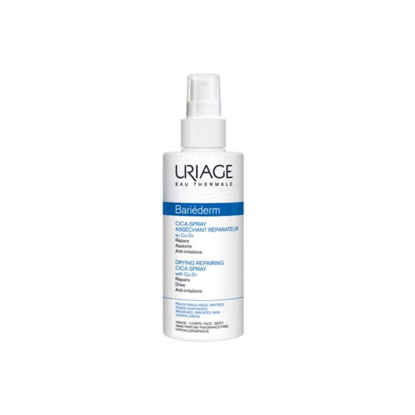 Uriage Bariéderm CICA bőrirritáció elleni spray - 100 ml