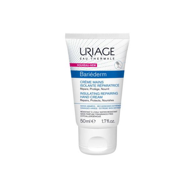 Uriage Bariéderm védő-regeneráló kézkérm - 50 ml
