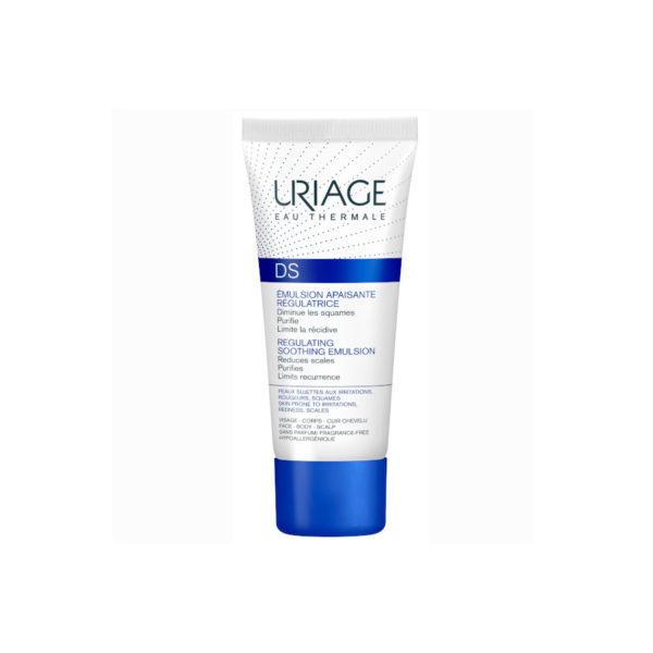 Uriage DS emulzió krém seborrhoeás bőrre - 40 ml