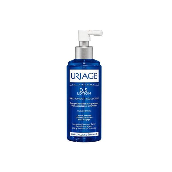 Uriage DS Hair lotion spray korpás fejbőrre - 100 ml