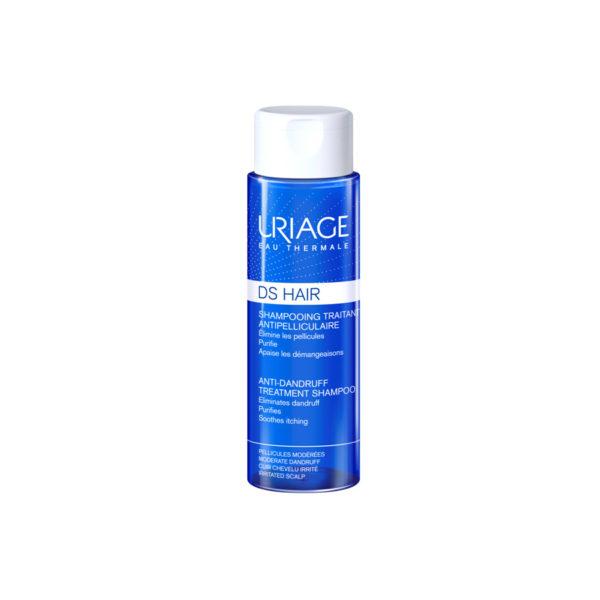 Uriage DS Hair sampon korpás fejbőrre - 200 ml