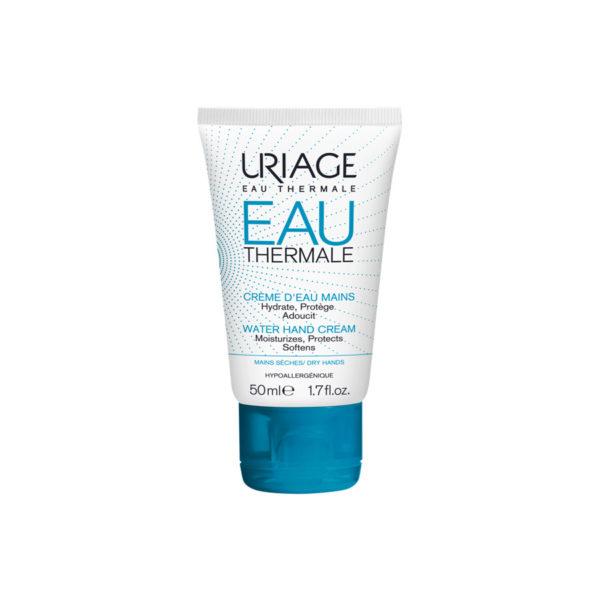 Uriage EAU Thermale hidratáló kézkrém - 50 ml
