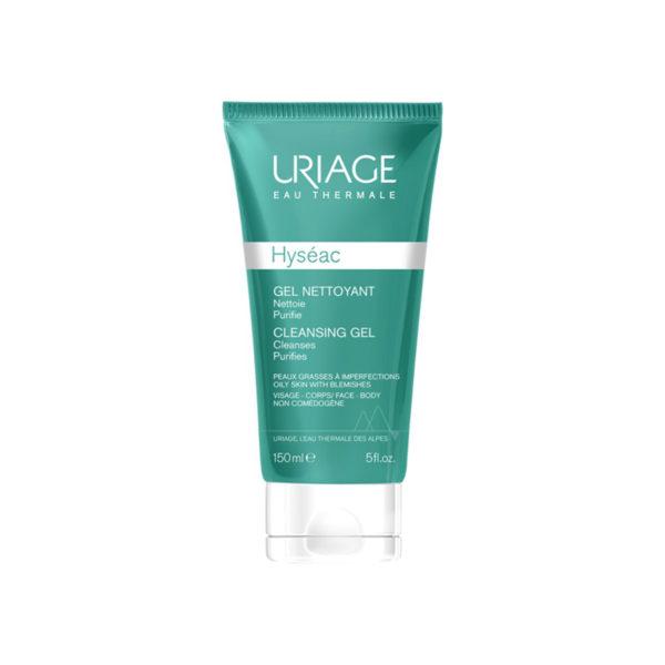 Uriage Hyséac habzó tisztító gél zsíros bőrre - 150 ml