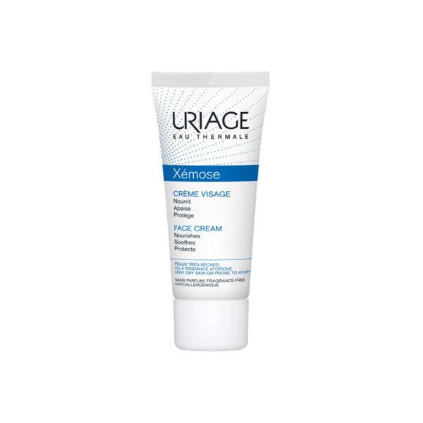 Uriage Xémose arcápoló krém száraz/nagyon száraz bőrre - 40 ml