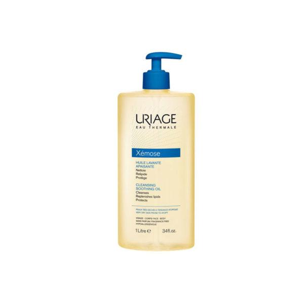 Uriage Xémose olajtusfürdő száraz  bőrre - 1000 ml