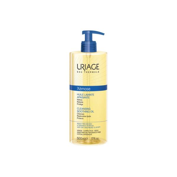 Uriage Xémose olajtusfürdő száraz  bőrre - 500 ml