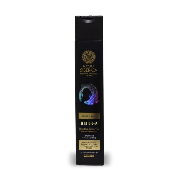 Natura Siberica hajhullás elleni sampon férfiaknak - 250 ml