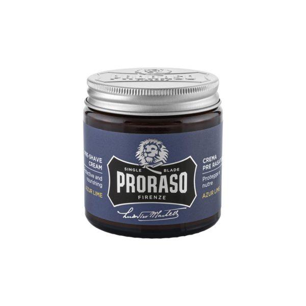 Proraso borotválkozás előtti krém 100 ml - Azur Lime