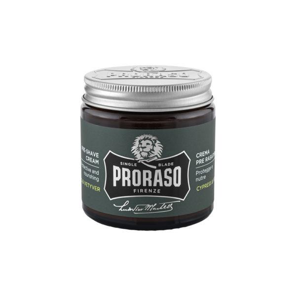 Proraso borotválkozás előtti krém 100 ml - ciprus és vetyver
