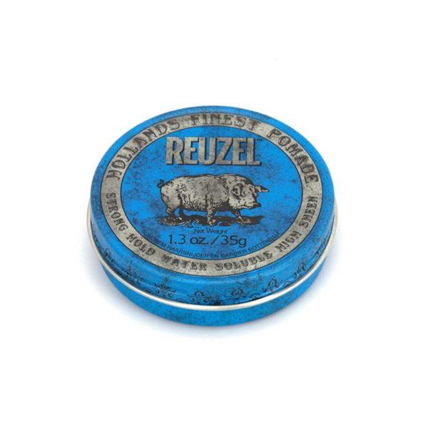 Reuzel pomádé 35 g - blue - erős tartás, magas fény