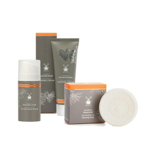 Mühle borotválkozás csomag érzékeny bőrre